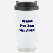 Drama Free Travel Mug