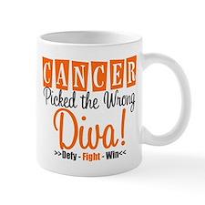 CancerWrongDiva Mug