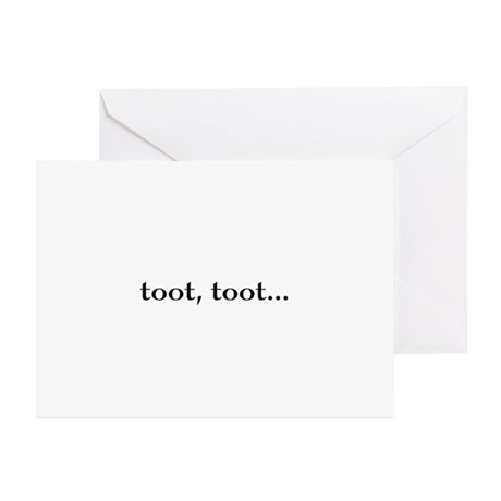 Boom Greeting Cards (Pk of 10)