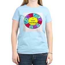 I Love Astrology T-Shirt