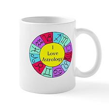 I Love Astrology Mug