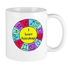 I Love Astrology Mug