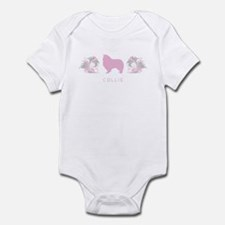 """Elegant"" Collie Infant Bodysuit"