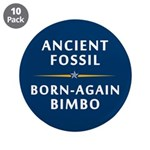 Ancient Fossil Born Again Bimbo 3.5 Button (10pk)