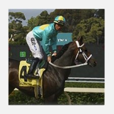 Jockey and Horse #4