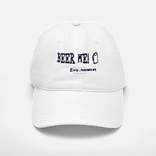 `Beer Me` Baseball Baseball Cap