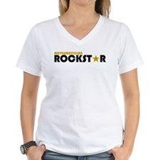 Mathematician Rockstar 2 Shirt