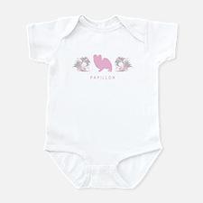 """""""Elegant"""" Papillon Infant Bodysuit"""