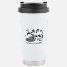 Northanger Abbey Stainless Steel Travel Mug