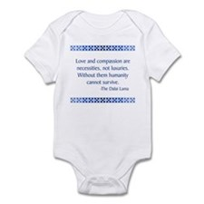Dalai Lama Infant Bodysuit