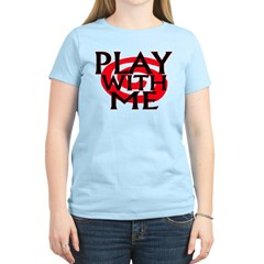 Play With Me Women's Light T-Shirt