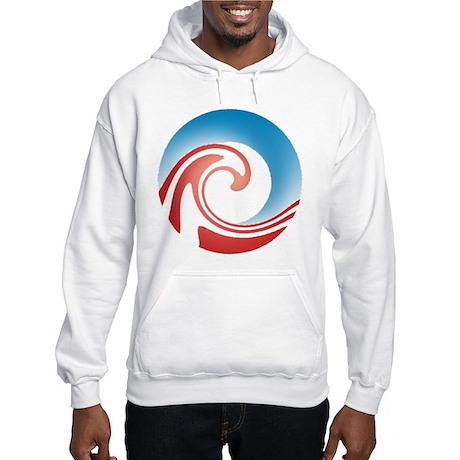 Obama Wave Hooded Sweatshirt
