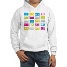 80's Cassettes Hoodie