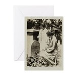 Alice Paul @ S. B. Anthony Grave Cards (Pk of 10)