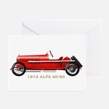 Alfa Romeo Greeting Cards (Pk of 10)