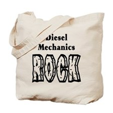 Diesel Mechanics Tote Bag