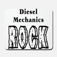 Diesel Mechanics Mousepad