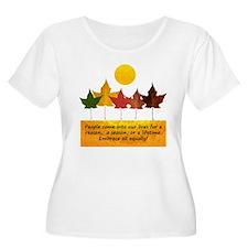 Seasons of Friendship T-Shirt