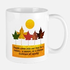 Seasons of Friendship Mug