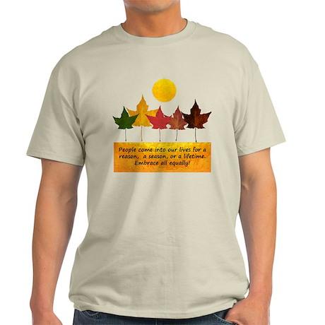Seasons of Friendship Light T-Shirt