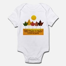 Seasons of Friendship Infant Bodysuit