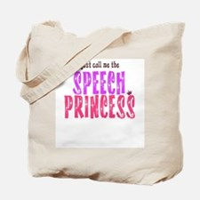 SPEECH PRINCESS Tote Bag