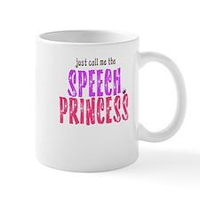 SPEECH PRINCESS Small Small Mug
