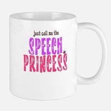 SPEECH PRINCESS Small Small Mug