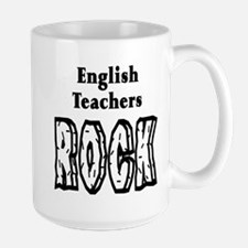 English Teachers Rock Mug