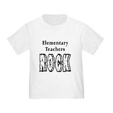 Elementary Teachers Rock T