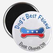 Bark Obama Magnet
