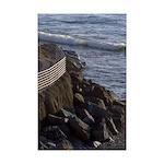 Ocean Beach View #1, Mini Poster Print