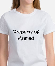 Unique Ahmad Tee