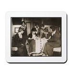 Alice Paul Suffrage Flag Mousepad