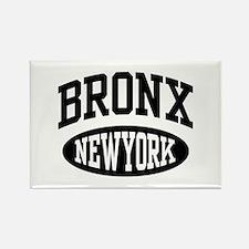 Bronx New York Rectangle Magnet