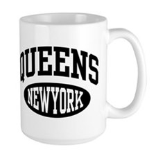 Queens New York Mug