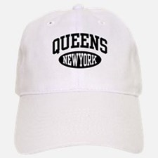 Queens New York Baseball Baseball Cap