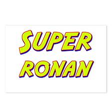 Super ronan Postcards (Package of 8)