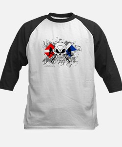 2 DIVE FLAGS Tee