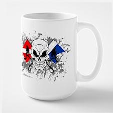 2 DIVE FLAGS Mug