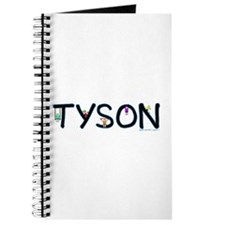 Tyson (Boy) Journal