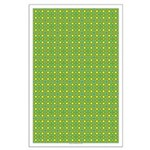 Dutch Gold And Yellow Design Large Poster