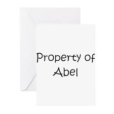Cute Abel Greeting Cards (Pk of 10)