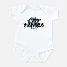 Teachers For Offshore Drilling Infant Bodysuit
