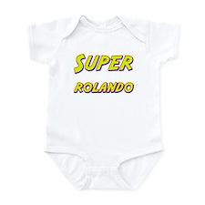 Super rolando Infant Bodysuit