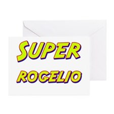 Super rogelio Greeting Cards (Pk of 20)