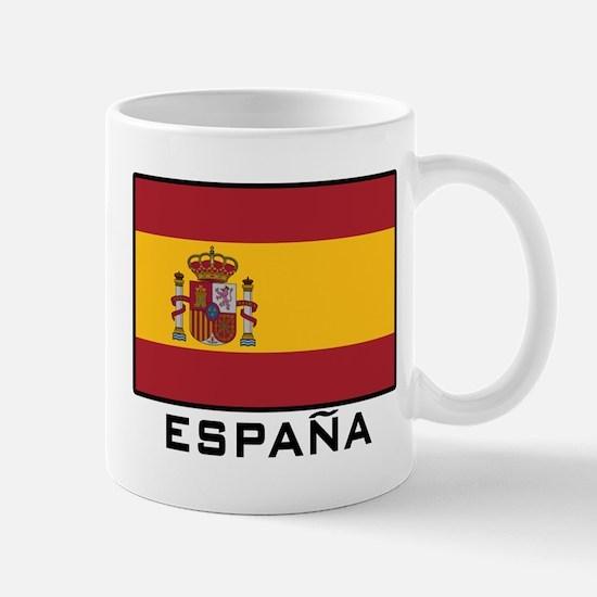 Flag of Spain Mug