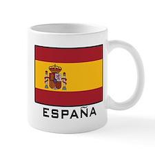 Flag of Spain Small Mug