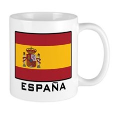 Flag of Spain Small Mug