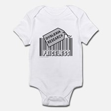 DYSLEXIA CAUSE Infant Bodysuit